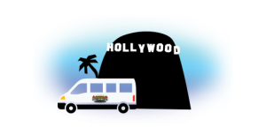 TOURS PICKING UP FROM HOTELS IN: HOLLYWOOD, WEST HOLLYWOOD, BEVERLY HILLS AND MEL'S DRIVE-IN